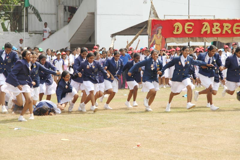 ladies college sports meet 2014