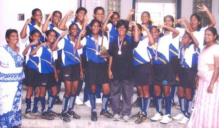 All Island Under 15 Hockey Tournament – 2011 Champions