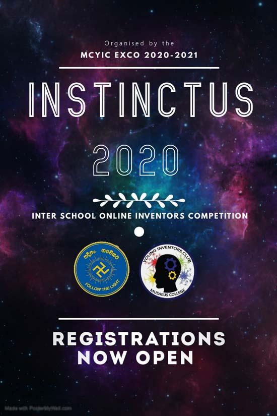 INSTINCTUS 2020